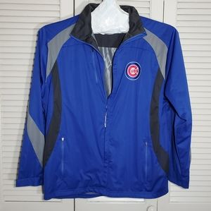 CHICAGO CUBS ANTIGUA JACKET WIND BREAKER XL
